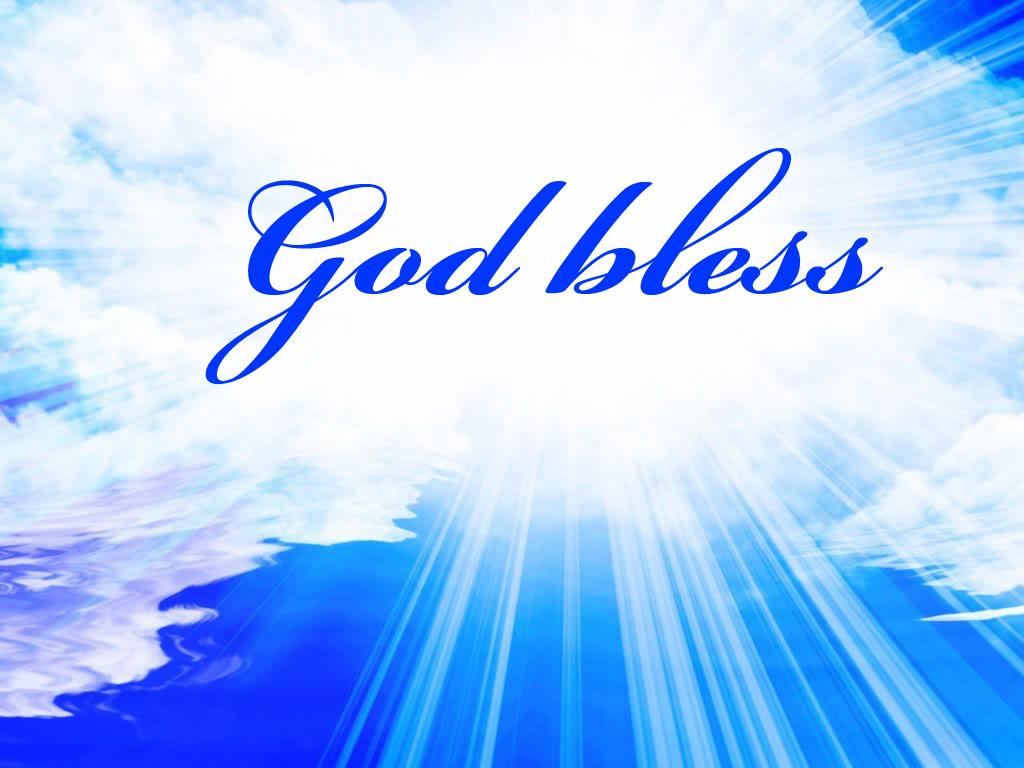 Gods-Bless  God