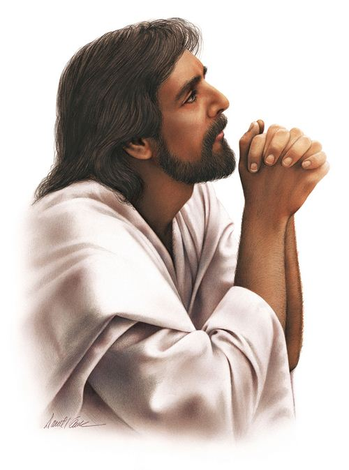 prayer to Jesus Christ